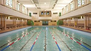 (Subtropisch) Zwembad in Antwerpen