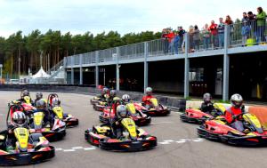 (Indoor) Karting in Genk