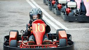 (Indoor) Karting in Floreffe
