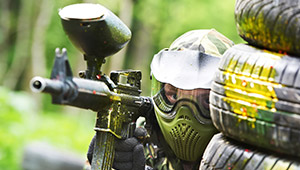 Lasershooting en/of Paintball in Gent